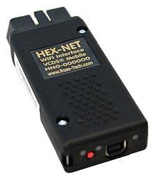 Das neueste am Markt, das VCDS Hex-Net Interface